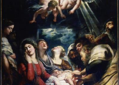 circuncisión, Rubens (Iglesia del Jesús)