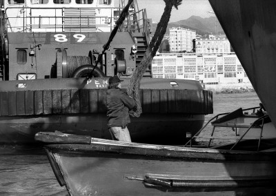 Barqueros
