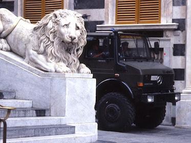G8 à Gênes 2001